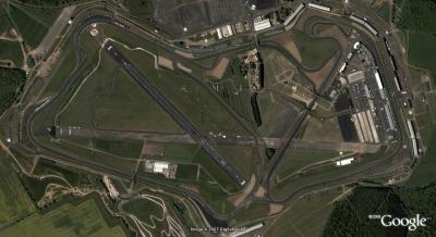 Circuito de Silverstone: La aclamada cuna de la Formula 1.